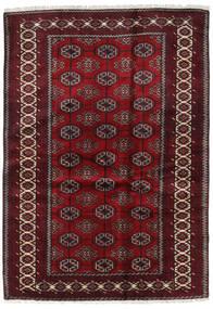 Beluch Sag 127X184 Autentični Orijentalni Ručno Uzlan Tamnocrvena/Tamnosmeđa (Vuna, Perzija/Iran)