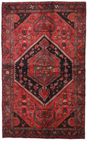 Hamadan Sag 138X225 Autentični  Orijentalni Ručno Uzlan Tamnocrvena/Crna (Vuna, Perzija/Iran)