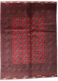 Afghan Sag 81X121 Autentični  Orijentalni Ručno Uzlan Tamnocrvena/Grimizno Crvena (Vuna, Afganistan)