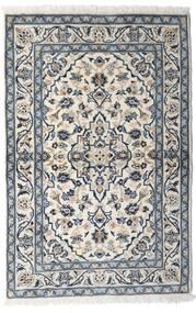 Keshan Sag 100X150 Autentični Orijentalni Ručno Uzlan Svjetlosiva/Tamnosiva (Vuna, Perzija/Iran)