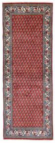 Sarough Mir Sag 74X204 Autentični Orijentalni Ručno Uzlan Staza Za Hodnik Tamnoljubičasta/Svjetlosiva (Vuna, Perzija/Iran)