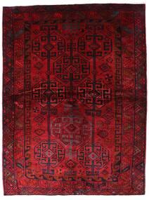 Lori Sag 174X230 Autentični  Orijentalni Ručno Uzlan Tamnocrvena (Vuna, Perzija/Iran)