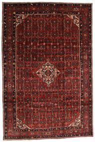 Hosseinabad Sag 200X300 Autentični  Orijentalni Ručno Uzlan Tamnocrvena (Vuna, Perzija/Iran)