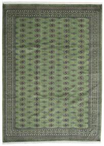 Pakistan Bokhara 2Ply Sag 250X344 Autentični  Orijentalni Ručno Uzlan Tamnosiva/Maslinasto Zelena Veliki (Vuna, Pakistan)