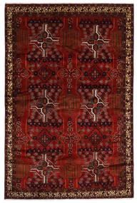 Beluch Sag 192X294 Autentični Orijentalni Ručno Uzlan Tamnocrvena/Tamnosmeđa (Vuna, Perzija/Iran)