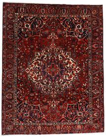 Bakhtiari Sag 277X356 Autentični Orijentalni Ručno Uzlan Tamnocrvena/Tamnosmeđa Veliki (Vuna, Perzija/Iran)