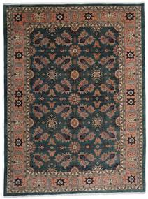 Ardebil Sag 295X393 Autentični  Orijentalni Ručno Uzlan Crna/Tamnocrvena Veliki (Vuna, Perzija/Iran)