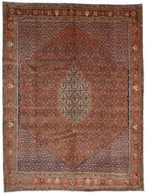 Bidjar Sag 308X408 Autentični Orijentalni Ručno Uzlan Tamnocrvena/Tamnosmeđa Veliki (Vuna, Perzija/Iran)