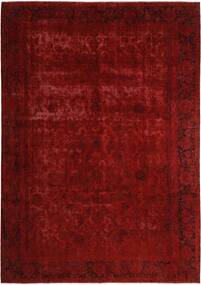 Vintage Heritage Sag 288X410 Autentični Moderni Ručno Uzlan Grimizno Crvena/Hrđavo Crvena Veliki (Vuna, Perzija/Iran)