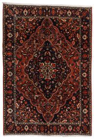 Bakhtiari Sag 210X307 Autentični  Orijentalni Ručno Uzlan Tamnosmeđa/Tamnocrvena (Vuna, Perzija/Iran)