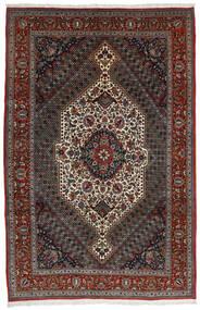 Bakhtiari Sag 204X314 Autentični  Orijentalni Ručno Uzlan Tamnocrvena/Tamnosiva/Tamnosmeđa (Vuna, Perzija/Iran)