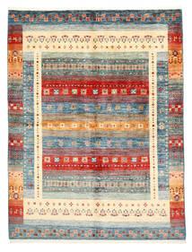 Moderni Afghan Sag 153X204 Autentični  Moderni Ručno Uzlan Bež/Tamnosiva (Vuna, Afganistan)