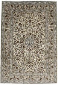 Keshan Sag 246X357 Autentični Orijentalni Ručno Uzlan Tamnosmeđa/Crna (Vuna, Perzija/Iran)