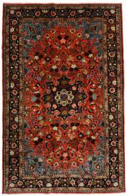 Mehraban Sag 188X290 Autentični Orijentalni Ručno Uzlan Tamnocrvena/Hrđavo Crvena (Vuna, Perzija/Iran)