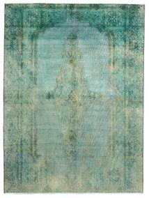 Vintage Heritage Sag 189X256 Autentični  Moderni Ručno Uzlan Pastelno Zelena/Tirkizno Plava (Vuna, Perzija/Iran)