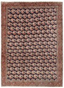 Bidjar Sag 254X343 Autentični Orijentalni Ručno Uzlan Tamnocrvena/Smeđa Veliki (Vuna, Perzija/Iran)