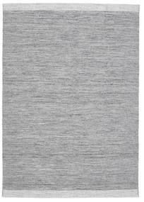 Serafina - Tamnosiva Crna Melange Sag 160X230 Autentični Moderni Ručno Tkani Svjetlosiva/Svjetloplava (Vuna, Indija)