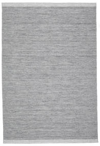 Serafina - Tamnosiva Crna Melange Sag 200X300 Autentični Moderni Ručno Tkani Svjetlosiva/Svjetloplava (Vuna, Indija)