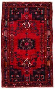 Koliai Sag 168X280 Autentični  Orijentalni Ručno Uzlan Tamnoljubičasta/Grimizno Crvena/Tamnocrvena (Vuna, Perzija/Iran)