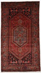 Zanjan Sag 128X236 Autentični Orijentalni Ručno Uzlan Tamnocrvena (Vuna, Perzija/Iran)