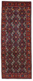 Mahal Sag 64X164 Autentični  Orijentalni Ručno Uzlan Staza Za Hodnik  Tamnocrvena/Tamnoplava (Vuna, Perzija/Iran)