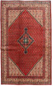 Sarough Mir Sag 128X210 Autentični  Orijentalni Ručno Uzlan Tamnocrvena/Hrđavo Crvena (Vuna, Perzija/Iran)