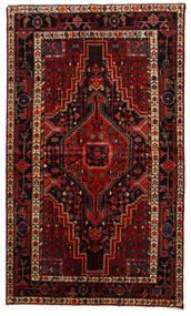 Toiserkan Sag 145X247 Autentični Orijentalni Ručno Uzlan Tamnocrvena/Tamnosmeđa (Vuna, Perzija/Iran)