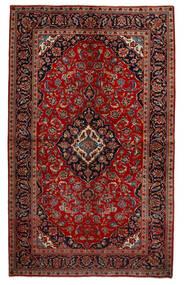 Keshan Sag 151X247 Autentični  Orijentalni Ručno Uzlan Tamnocrvena/Hrđavo Crvena (Vuna, Perzija/Iran)