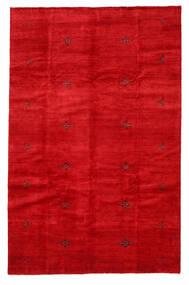 Huttan Sag 197X306 Autentični  Orijentalni Ručno Uzlan Grimizno Crvena (Vuna, Pakistan)