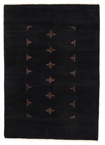 Huttan Sag 137X195 Autentični  Orijentalni Ručno Uzlan Crna (Vuna, Pakistan)