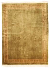 China Antički Finiš Sag 168X229 Autentični  Orijentalni Ručno Uzlan Smeđa/Maslinasto Zelena (Vuna, Kina)