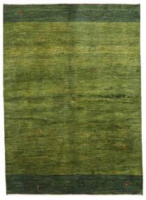 Gabbeh Persia Sag 165X230 Autentični Moderni Ručno Uzlan Tamnozelena/Maslinasto Zelena (Vuna, Perzija/Iran)