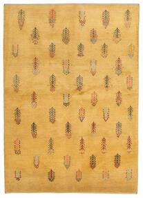 Gabbeh Persia Sag 145X203 Autentični  Moderni Ručno Uzlan Svjetlosmeđa (Vuna, Perzija/Iran)