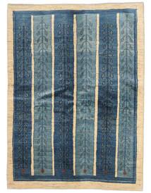 Gabbeh Persia Sag 154X210 Autentični  Moderni Ručno Uzlan Tamnoplava/Plava (Vuna, Perzija/Iran)