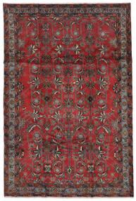 Mehraban Sag 204X300 Autentični Orijentalni Ručno Uzlan Tamnosmeđa/Crna (Vuna, Perzija/Iran)