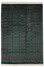Pakistan Bokhara 2Ply Sag 171X246 Autentični Orijentalni Ručno Uzlan Crna (Vuna, Pakistan)