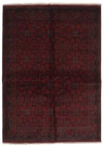 Afghan Khal Mohammadi Sag 147X204 Autentični  Orijentalni Ručno Uzlan Crna (Vuna, Afganistan)