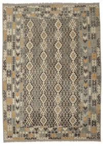 Ćilim Afghan Old Style Sag 252X351 Autentični  Orijentalni Ručno Tkani Veliki (Vuna, Afganistan)