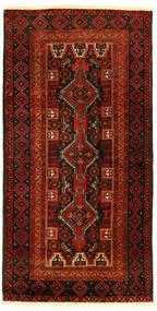 Beluch Sag 96X193 Autentični  Orijentalni Ručno Uzlan (Vuna, Perzija/Iran)