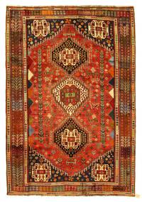 Qashqai Sag 182X270 Autentični  Orijentalni Ručno Uzlan (Vuna, Perzija/Iran)